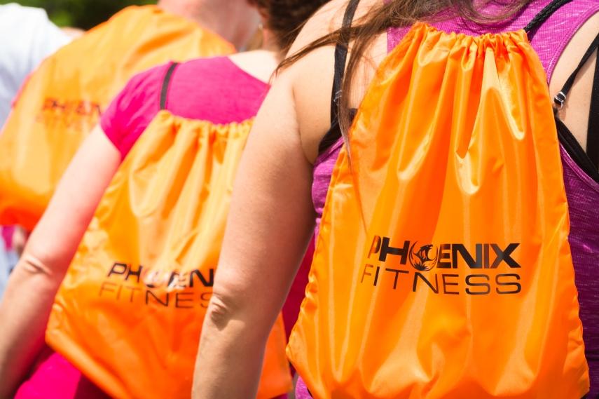 Phoenix Fitness Swag!