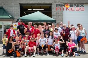 Phoenix Fitness Grand Opening web