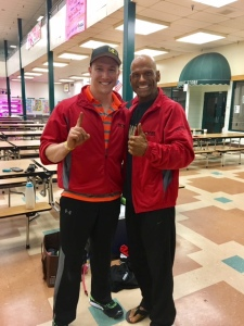 Coach Royce & Natural Bodybuilder Jerry King Peterson